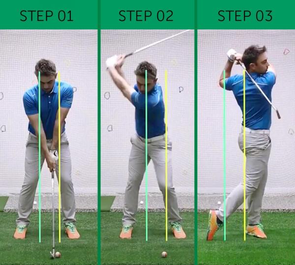 video análisis Golf Vídeo Escuela