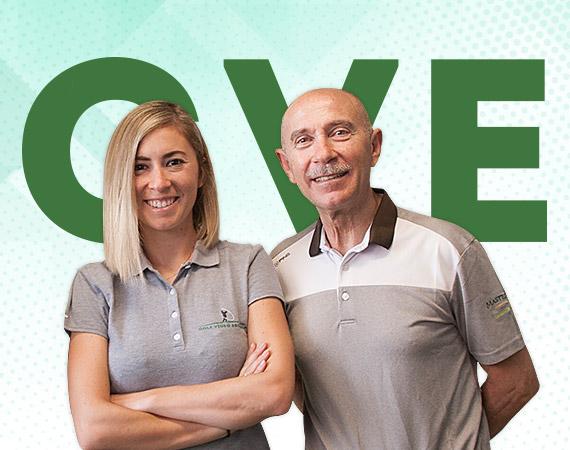 Equipo Golf Video Escuela